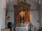 Templo Parroquial - Capilla del Pilar