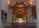 Templo Parroquial - Capilla San Braulio
