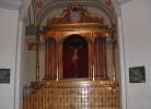 Templo Parroquial - Capilla Santo Cristo