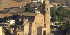 Templo parroquial de Santa María